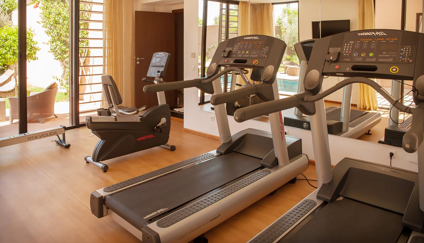 fitness luxe marrakech